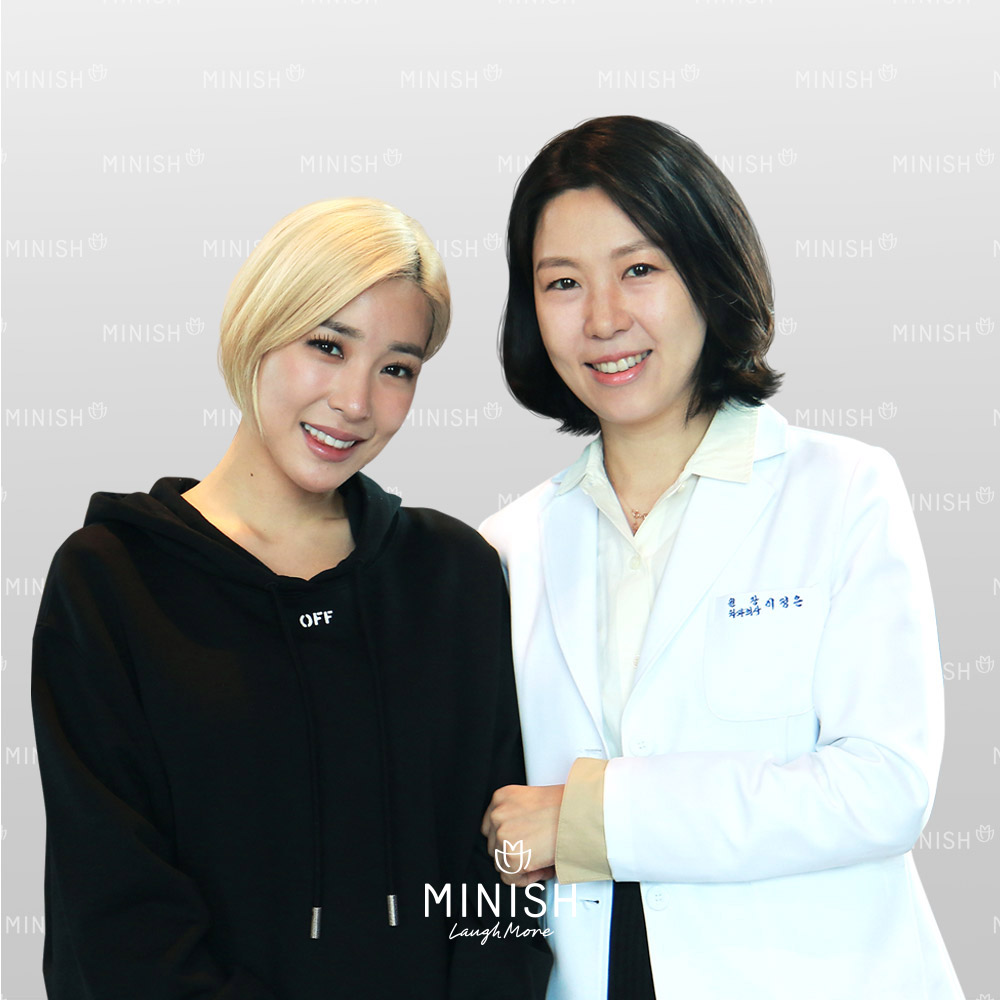 Kang Yumi, Kim Jimin - Comedian